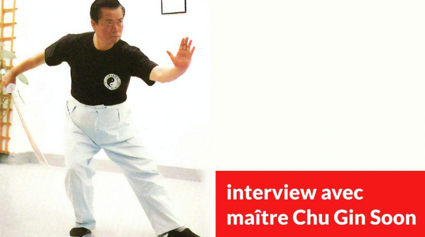 Interview avec Chu Gin Soon