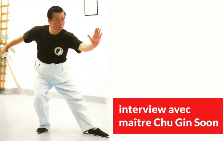 Interview avec Chu Gin Soon