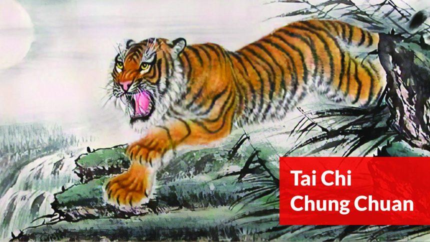 Chung Chuan, la forme rapide du Tai Chi