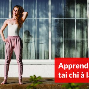 Apprendre le tai chi à la maison