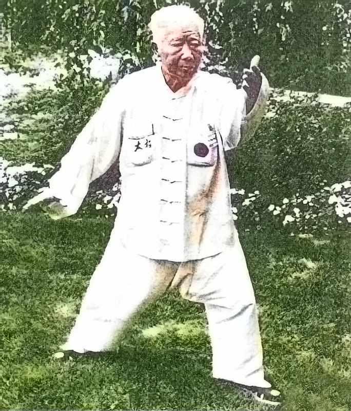 Fu Zhong Wen - Parer du bras gauche