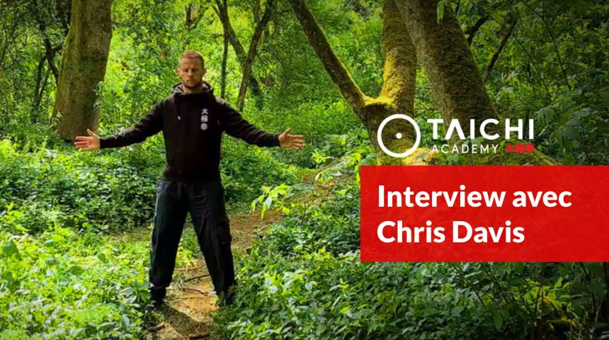 interview avec chris davis