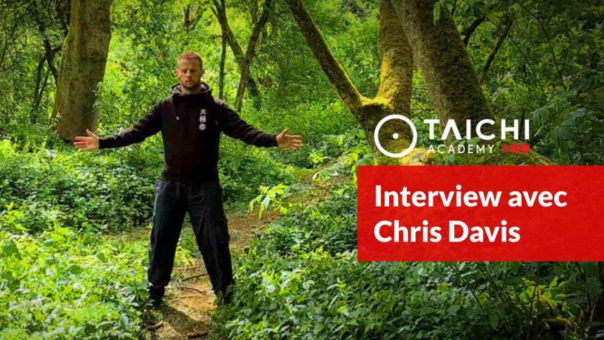 Interview avec Chris Davis