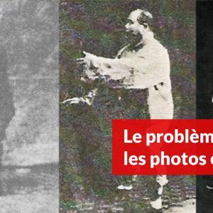 Le problème avec les photos de tai chi