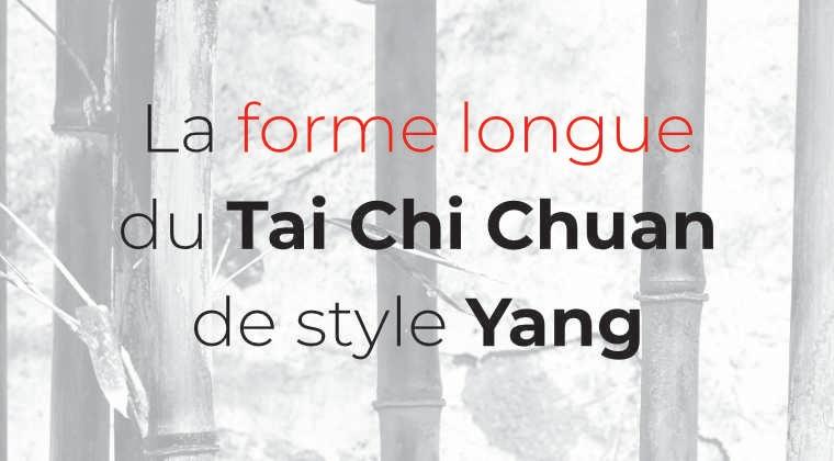 formation sur la forme longue du tai chi chuan de style yang