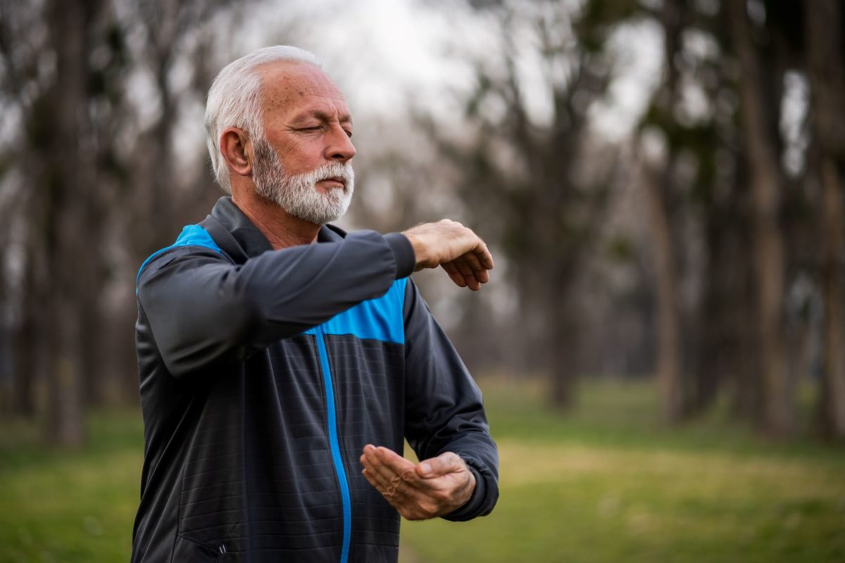 démarrer la-pratique du tai chi exercice