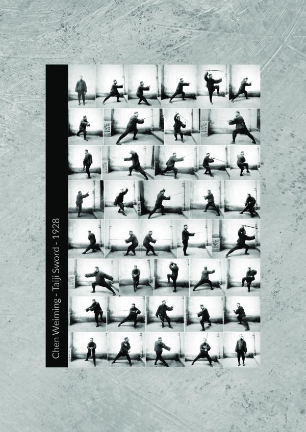 aperçu poster forme à l'épée chen wei ming