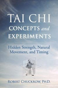 tai chi concept and experiments rober chuckrow cover livre